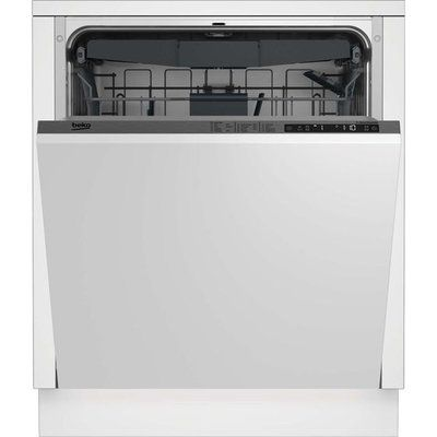 Beko DIN28R22 Fully Integrated Standard Dishwasher