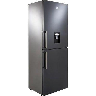 Beko CRFP1790DA 50/50 Frost Free Fridge Freezer - Anthracite