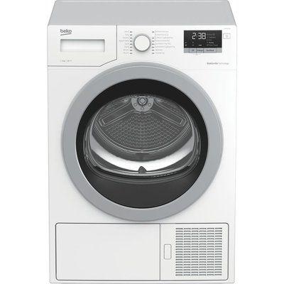 Beko Tumble Dryer DHX83420W 8 kg Heat Pump - White