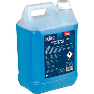 Sealey Carpet and Upholstery Detergent 5l