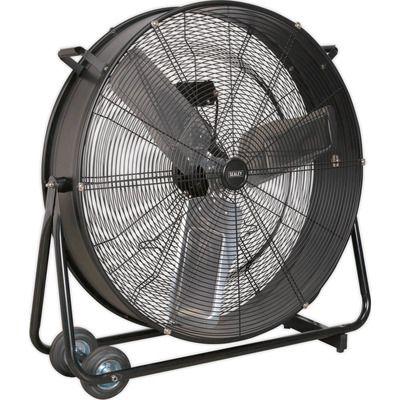 Sealey HVD Series Industrial High Velocity Floor Drum Fan 30