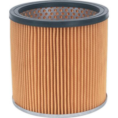 Sealey Paper Cartridge Filter for PC477 Vacuum Cleaner