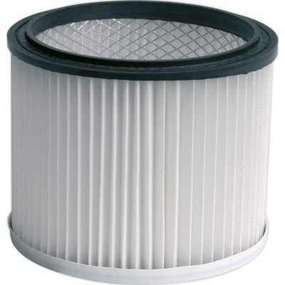 Sealey Cartridge Filter for PC310, PC200 and PC300 Vacuum Cleaners