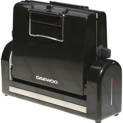 Daewoo SDA1559 Bacon Master Compact Grill - Black