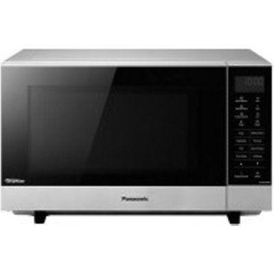Panasonic NNSF464MBPQ 1000W 27L Solo Microwave