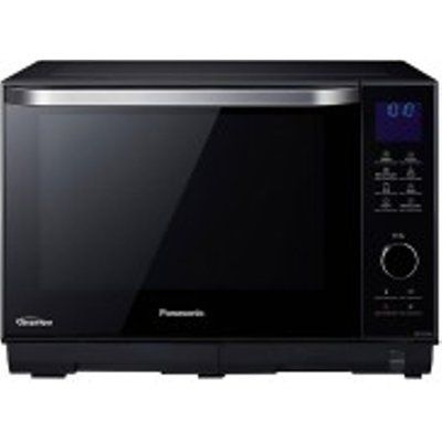 Panasonic NNDS596BBPQ Free-Standing Combination Microwave with 27 Litre Capacity in Black