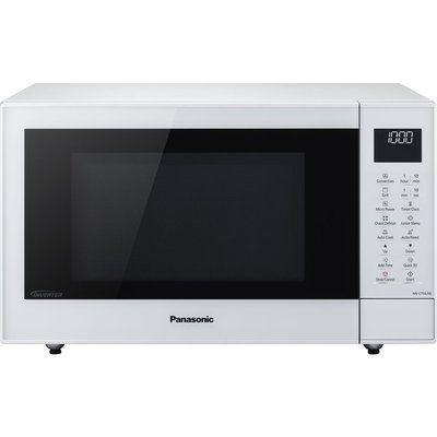 Panasonic NN-CT55JWBPQ Combination Microwave - White