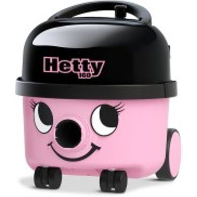 NUMATIC HET160-11 Hetty Compact Vacuum Cleaner - Pink