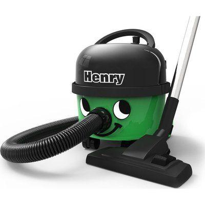 Numatic Henry HVR160 Cylinder Vacuum Cleaner - Green