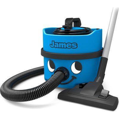 Numatic James JVP180-11 Cylinder Vacuum Cleaner - Blue