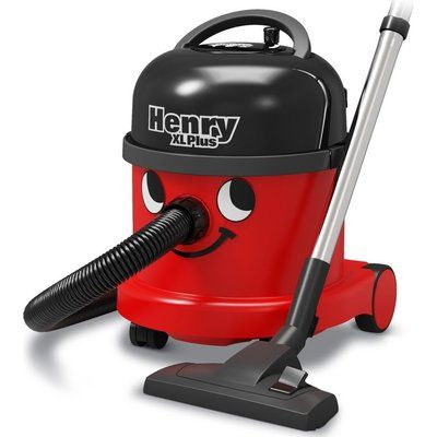Numatic Henry XL Plus NRV370-11 Cylinder Vacuum Cleaner - Red