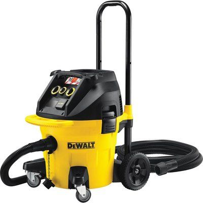 DeWalt DWV902M M Class Wet and Dry Dust Extractor 240v
