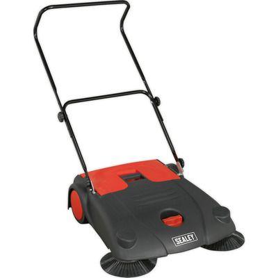 Sealey FSW70 Push Floor Sweeper