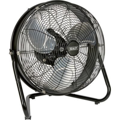 Sealey Industrial High Velocity Fan with Internal Oscillation 18