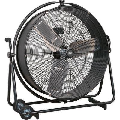 Sealey HVF Series Industrial High Velocity Orbital Drum Fan 30