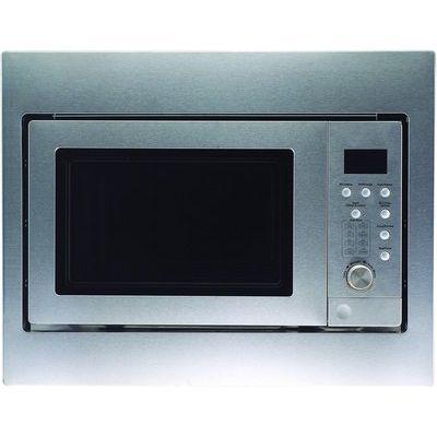 Belling UIMW600 900W Built In Microwave - Stainless Steel
