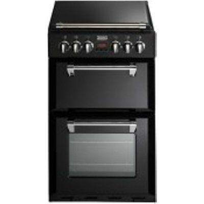 Stoves RICH550DFWBLK Dual Fuel Double Oven