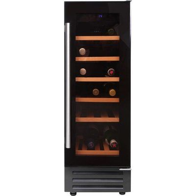 Belling 300BLKWC Wine Cooler - Black