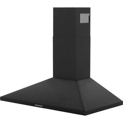 Belling Unbranded CHIM90BK 90 cm Chimney Cooker Hood - Black