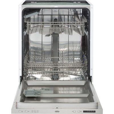 Belling IDW60 Fully Integrated Standard Dishwasher - Stainless Steel