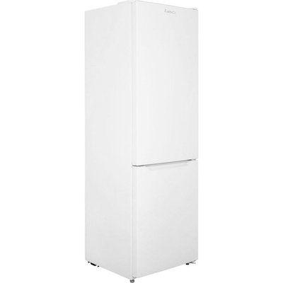 Lec TNF60188W 295L 188x60cm Frost Free Freestanding Fridge Freezer - White