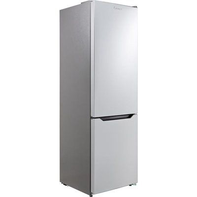 Lec TNF60188S 295L 188x60cm Frost Free Freestanding Fridge Freezer - Silver