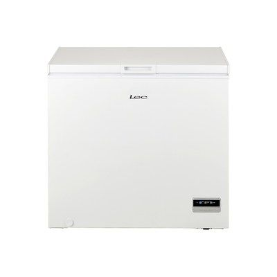 Lec CF250LW MK2 250L 99cm Wide Chest Freezer - White