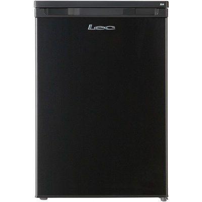 Lec L5511B 133L 85x55cm Freestanding Larder Fridge -Black