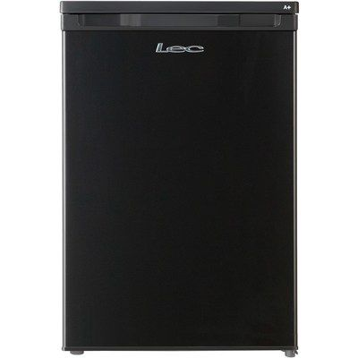 Lec R5511B 113L 85x55cm Freestanding Fridge With 4* Freezer - Black