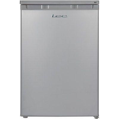 Lec R5511S 113L 85x55cm Freestanding Fridge With 4* Freezer - Silver