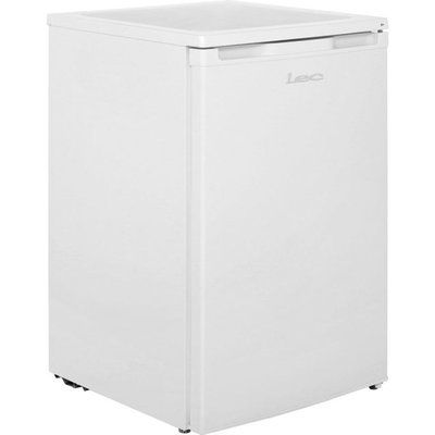Lec R5511W 113L 85x55cm Freestanding Fridge With 4* Freezer - White