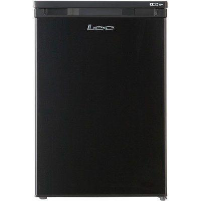 Lec U5511B 83L 85x55cm Freestanding Freezer - Black