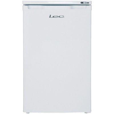 Lec U5511W 83L 85x55cm Freestanding Freezer - White