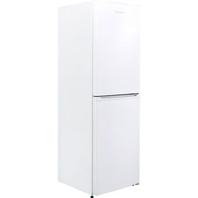 Lec TF55179W 50/50 Frost Free Fridge Freezer - White