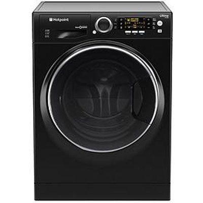 Hotpoint RD966JKD 9kg/6kg Washer Dryer - Black