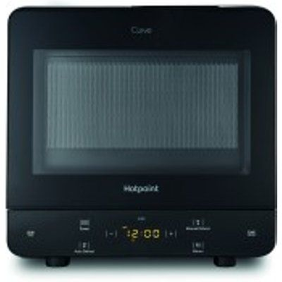 Hotpoint Curve MWH1331B 13L 700W Solo Microwave