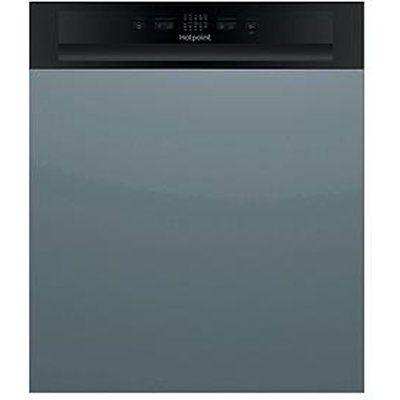 Hotpoint HBC2B19 13 Place Semi-Integrated Dishwasher