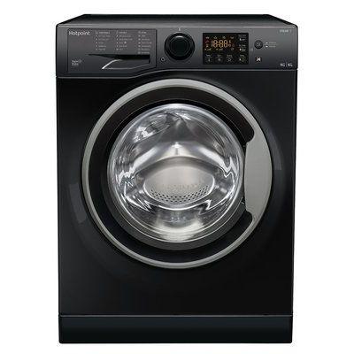 Hotpoint FDL9640K 9kg Wash 6kg Dry Load Washer Dryer