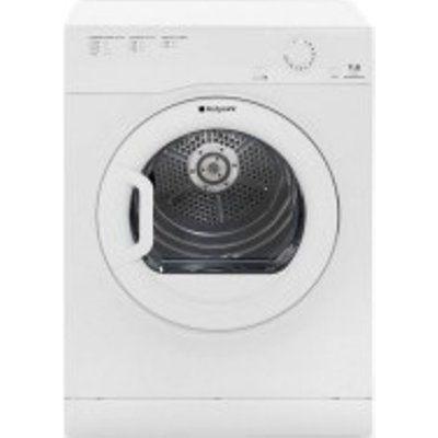 Hotpoint Aquarius TVFS73BGP9 7kg Vented Tumble Dryer