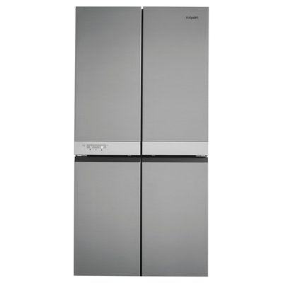 Hotpoint HQ9B1L American Fridge Freezer - Inox