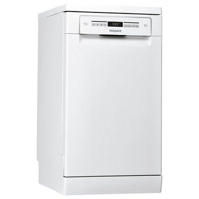 Hotpoint HSFO3T223W 10 Place Setting Slimline Dishwasher