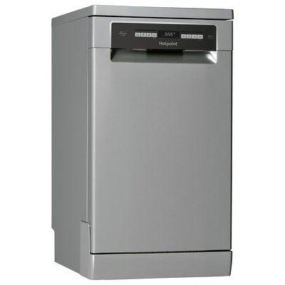 Hotpoint HSFO3T223WX 10 Place Setting Slimline Dishwasher