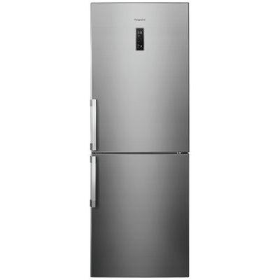 HOTPOINT NFFUD191X 450 Litre Freestanding Fridge Freezer 60/40 Split Frost Free 70cm Wide - Stainless Steel