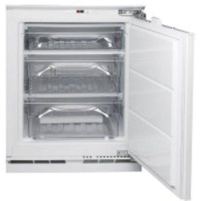Hotpoint HZA1.UK.1 Integrated Under Counter Freezer