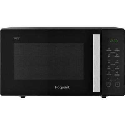 Hotpoint MWH251B Cook 25L Microwave Oven - Black