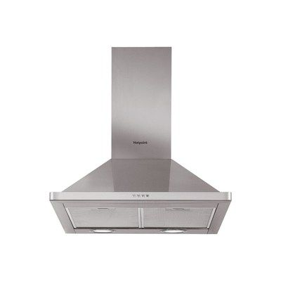 HOTPOINT PHPN75FLMX 70cm Chimney Cooker Hood Stainless Steel