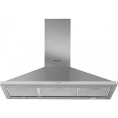 Hotpoint PHPN95FLMX 900mm Chimney Cooker Hood