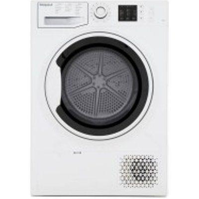 Hotpoint NTM1081WKUK 8kg Heat Pump Tumble Dryer