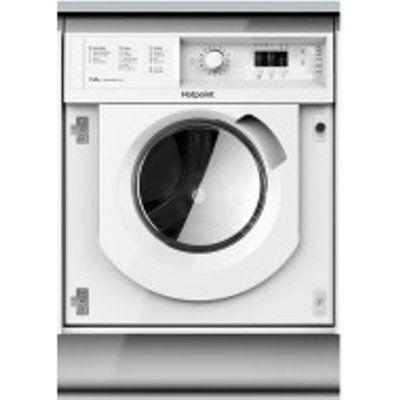Hotpoint BIWDHL7128 7kg Wash/ 5kg Dry Washer Dryer