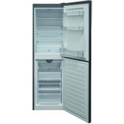 Hotpoint HBNF 55181 S UK 50/50 Split Frost Free Fridge Freezer - Silver
